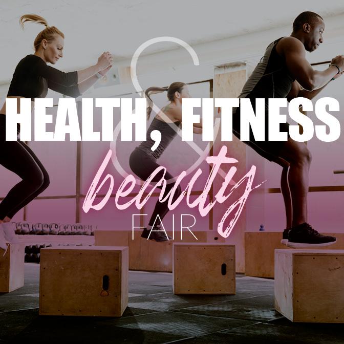 Limegrove: Health, Fitness & Beauty Fair