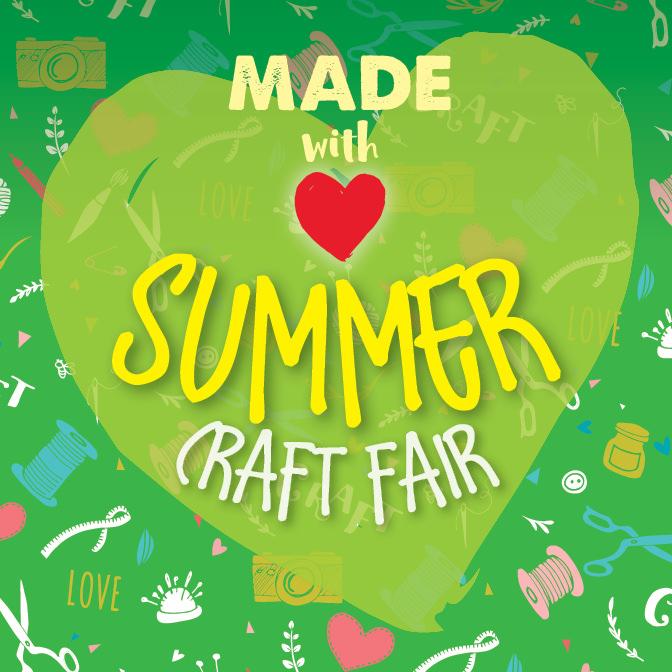 Limegrove: Summer Craft Fair